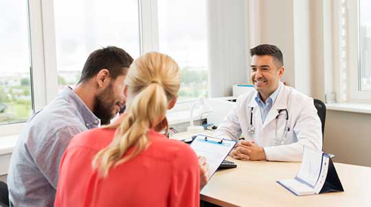 Doctor-Discussing-Vasectomy-Follow-Up-Care