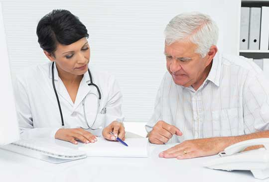 Doctor-Explaining-Prostate-Cancer-Risks